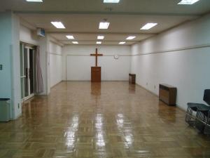 3号館プレイルーム(地下)