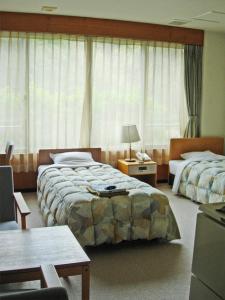 2号館客室(洋室)