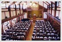 あくまでも天城山荘はキリスト教研修施設